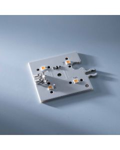 ConextMatrix Modulo alimentatore 4 LED bianco caldo 4x4 cm 24V CRI 90 118lm 0.89W
