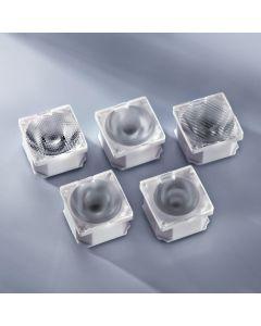 Lente Ledil 216x216mm per Nichia UV NCSU033B 25 gradi