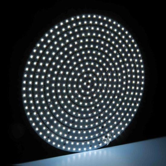 LumiSphere 360 TW Modulo LED rotondo professionale con 5 anelli infrangibili 864 LED 2700K-5700K 4870lm 36W