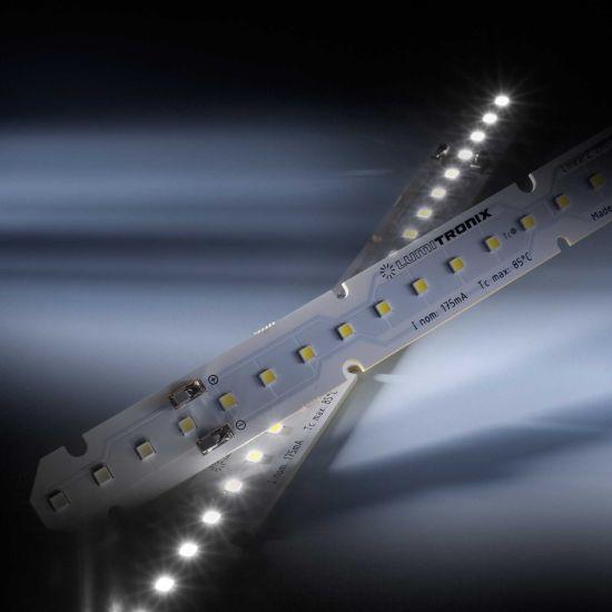 LinearZ 26 Nichia Striscia LED Zhaga Optisolis CRI98+ bianco neutro 5000K 752lm 175mA 375V 26 LED modulo 28cm (2686lm/m 24W/m)