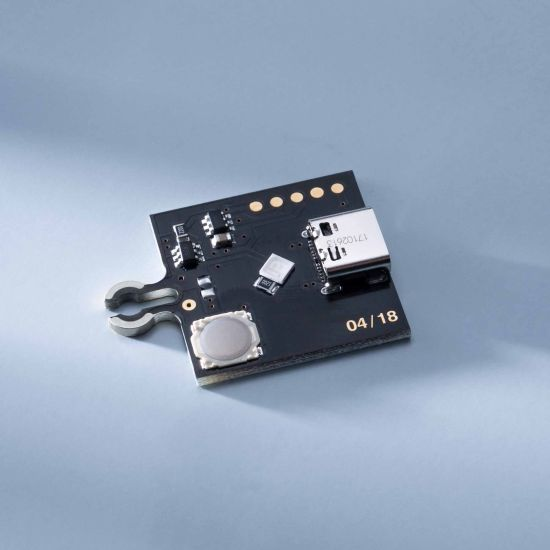 ConextPlay Modulo alimentatore blu 1 LED 2.5x2.5cm 5V 2lm 0.1W