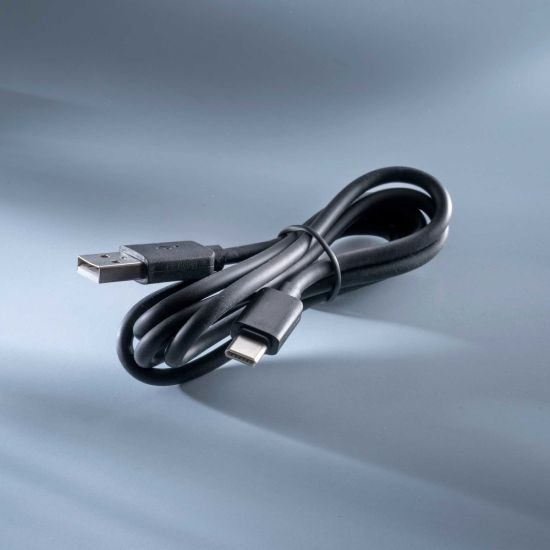 Cavo da USB-C a USB-A nero 1m per Conext