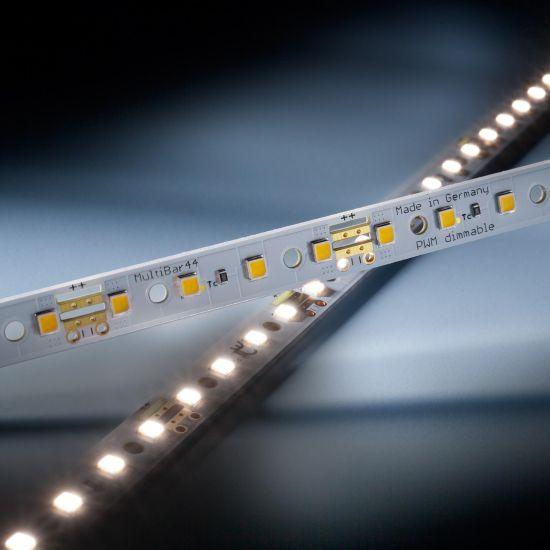 Multibar 44 Nichia Striscia LED bianco neutro CRI90 4000K 763lm 24V 44 LED 50cm (1526lm/m 12.94W/m)