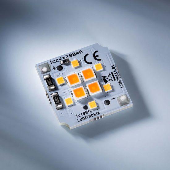 Modulo LED Nichia SmartArray 6+4 LED speciale dimmeraggio 2700K-2000K 5.5W 631lm