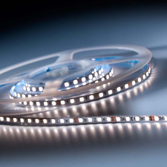 SlimFlex 240 Pro Nichia Striscia LED bianco neutro CRI90 4000K 4240lm 24V 120 LED/m 2m bobina (2120lm/m 19W/m )