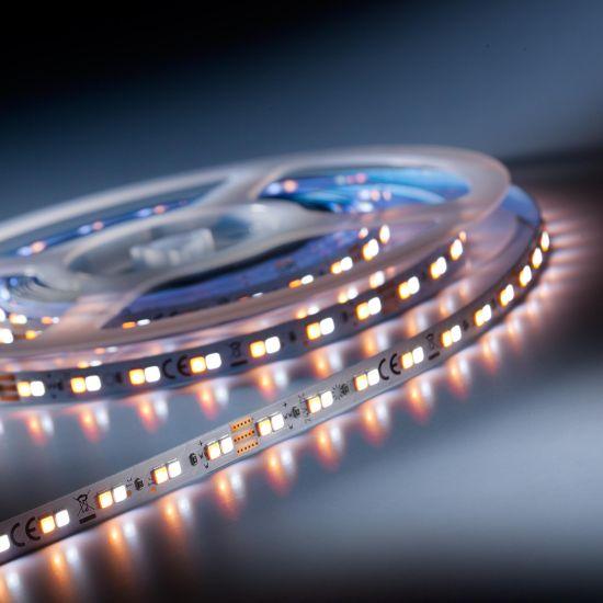 LumiFlex 700 Nichia Striscia LED TW 2000-6500K 6980lm 24V 140 LED/m 5m bobina (2270lm/m e 96W/m)