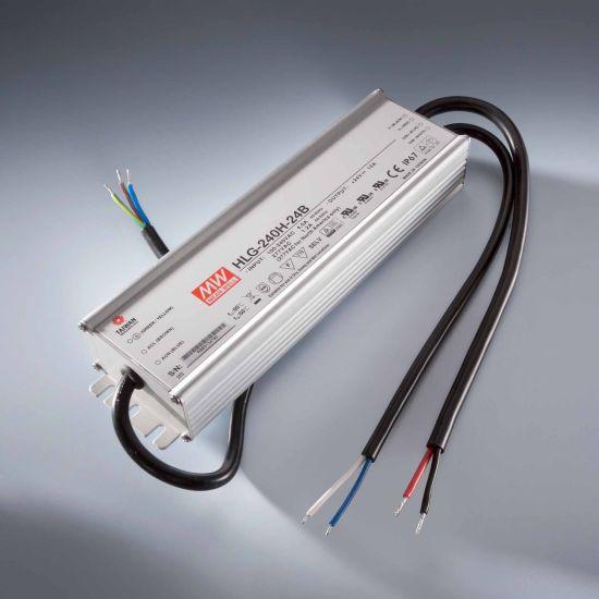 Alimentazione a tensione costante MEAN WELL HLG-320H-24B IP67 230V a 24V 13.34A 320W DIM