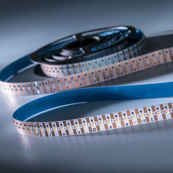 FlexOne 500 Samsung Striscia LED bianco caldo 2700K 17450lm 12V 100 LED/m 5m bobina (3490lm/m 42W/m)
