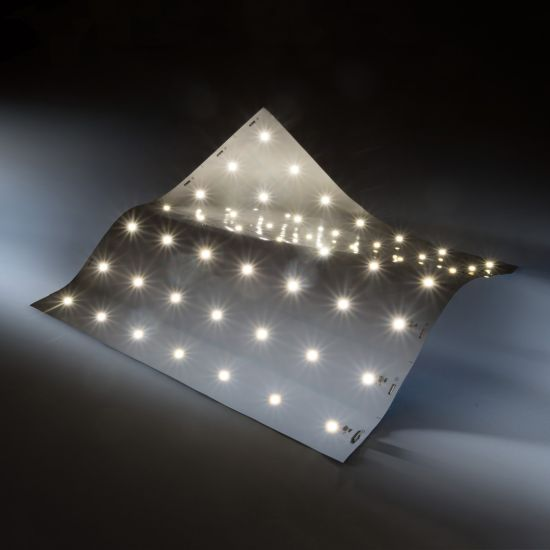 Z-Flex980 Pro Seoul Striscia LED bianco neutro 4000K 34500lm 175 LEDs/m 5.6m x 28cm 24V (6160lm/m 39W/m)