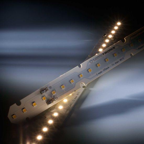 LinearZ 26 Toshiba-SSC Striscia LED Zhaga Sunlike CRI97 bianco caldo 3500K 675lm 175mA 39.6V 26 LED modulo 28cm (2411lm/m 25W/m)