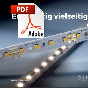 Catalogo Strisce LED Multibar