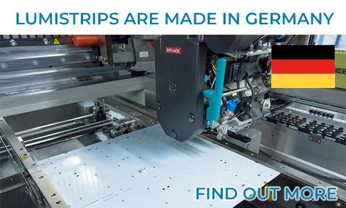 Scopri la nostra fabbrica di moduli LED in Germania
