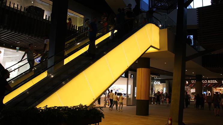 Progetto di illuminazione di superficie di Nichia LED