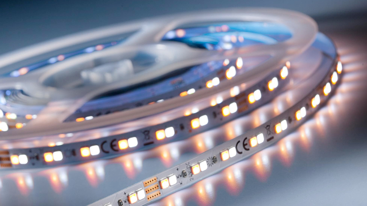 Nichia 757 Tunable striscia bianca sintonizzabile LED