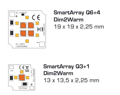 Modulo Smart Array Dim2Warm