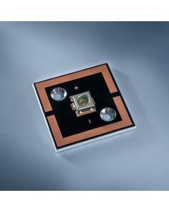Nichia LED NCSU334A UVC 55mW 280nm 1.8W with 30x30mm PCB