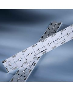 PowerBar V3 LED Module V3 LED alluminio UV 365nm 12180mW 12180mW 700mA 12 Nichia 233 LED 29cm