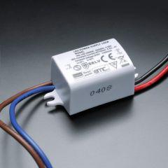 Driver LED a corrente costante Lumitronix IP67 700mA da 230V a 05 > 10VDC (1 LED da 3W)