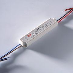 Alimentazione a tensione costante MEAN WELL LPV-60-24 IP67 da 230V a 24V 2.5A 60W