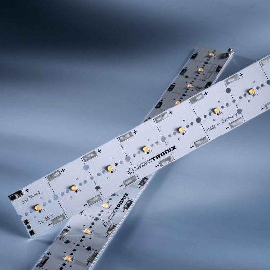 PowerBar V3 Modulo LED V3 Modulo in alluminio bianco caldo 3000K 2838lm 700mA 12x Osram Oslon LED 29cm (9787lm/m)