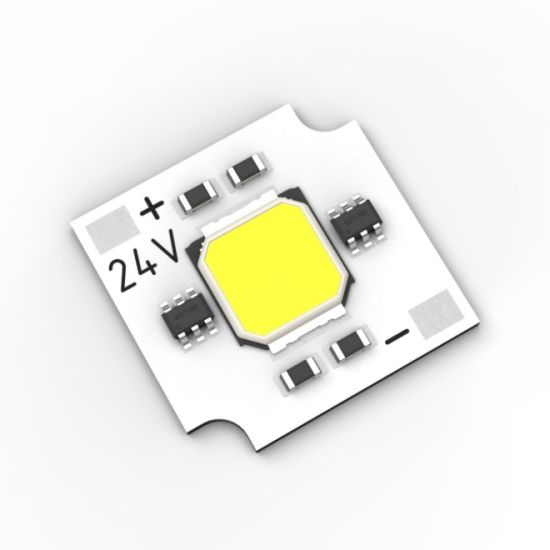SmartArray Q1 Modulo LED Q1 LED a forma quadrata bianco caldo 2700K 24V 520lm 4.8W