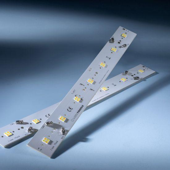 Daisy 28 Nichia Striscia LED Tunable Bianco 2700-4000K 595+625lm 175mA 20V 28 LEDs 28cm modulo (fino a 4375lm/m e 25W/m)