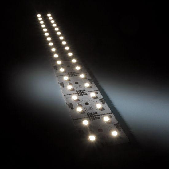 Modulo retroilluminazione Nichia Matrix Mini 9 segmenti (9x1) 36 LED 24V Bianco 4000K 4.3W 680lm