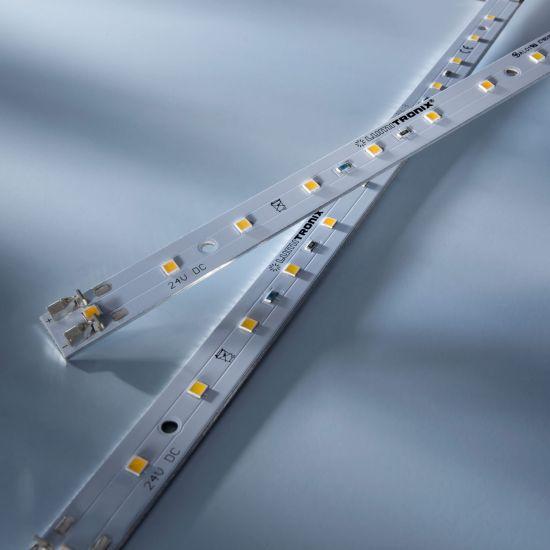 Maxline 14 Nichia Striscia LED bianco caldo 3000K 810lm 24V 14 LED modulo 28cm (2893lm/m 30W/m)