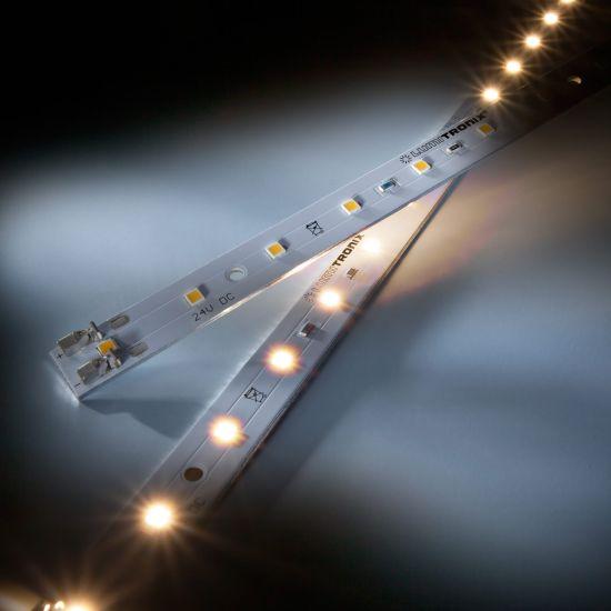 Maxline 14 Nichia Striscia LED bianco neutro 4000K 870lm 24V 14 LED modulo 28cm (3108lm/m 30W/m)