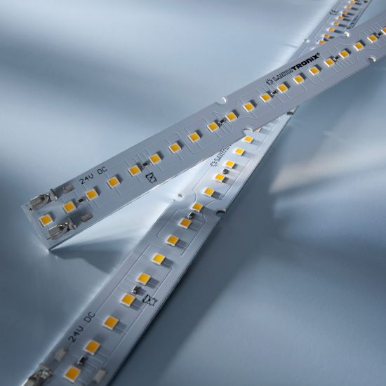 Maxline 35 Nichia Striscia LED bianco neutro 4000K 1090lm 24V 35 LED modulo 28cm (3893lm/m 25W/m)