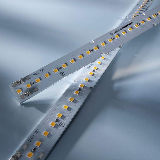 Maxline 35 Nichia Striscia LED bianco neutro 4000K 1090lm 350mA 35 LED modulo 28cm (3893lm/m 25W/m)