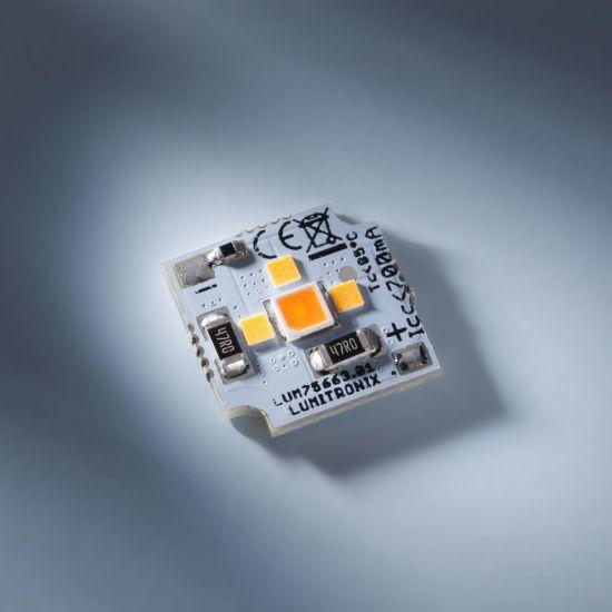 Modulo LED Nichia SmartArray 3+1 LED speciale dimmeraggio 2700K-2000K 3W 305lm
