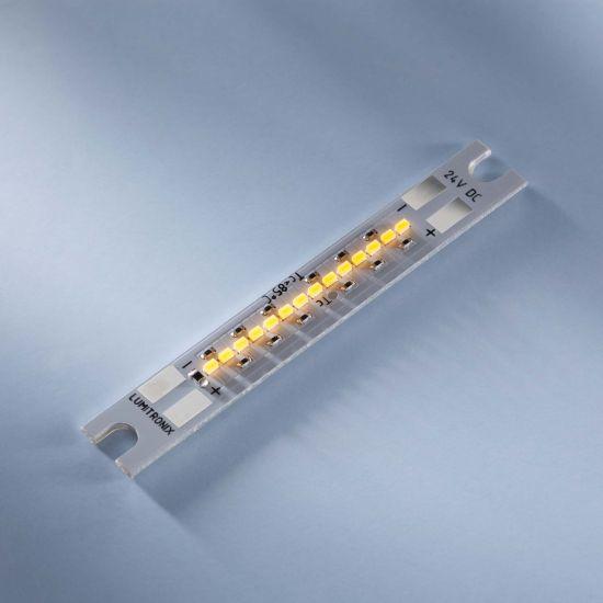 Modulo LED Nichia SmartArray 24V 180 gradi bianco 2700K 24V 3.6W 360lm