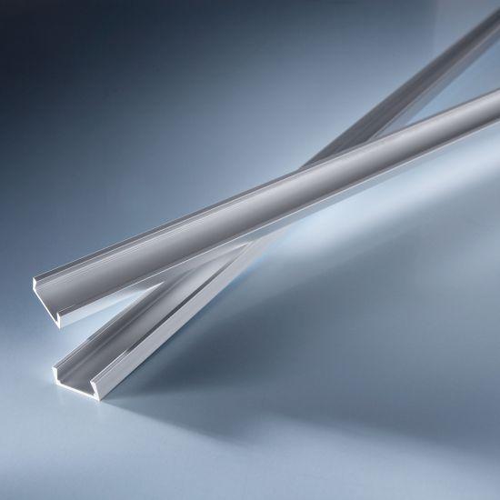 Profilo in alluminio Profilo Aluflex stretto altezza bassa 1020mm