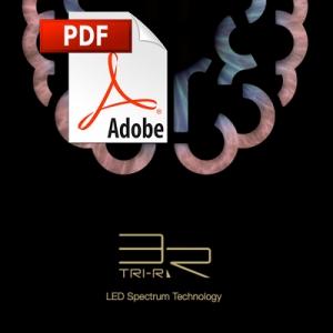 Catalogo la tecnologia LED TRI-R di Toshiba