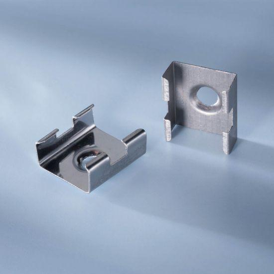 Clip di montaggio per tutti i profili in alluminio Aluflex per strisce LED