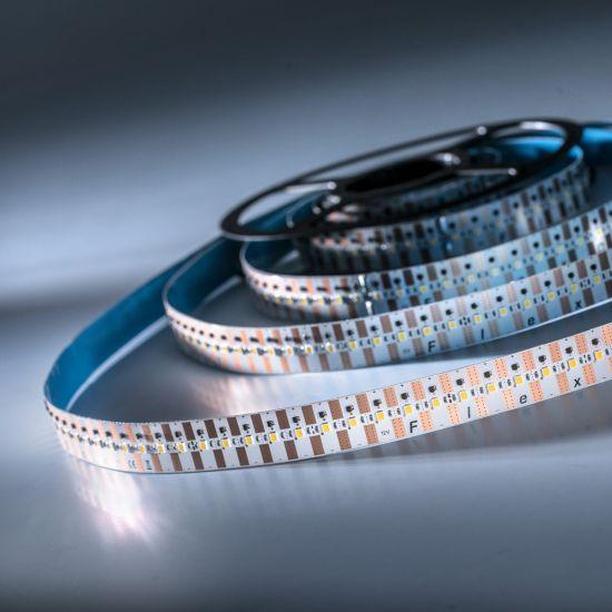 FlexOne 500 Samsung Striscia LED bianco neutro 4000K 19000lm 12V 100 LED/m 5m bobina (3800lm/m 42W/m)