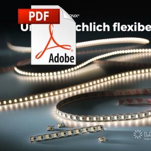 Catalogo Strisce LED flessibili FlexOne